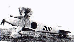 Kawasaki Ki-10 - Another picture of the Kawasaki Ki-10-II KAI prototype