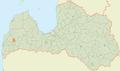 Kazdangas pagasts LocMap.png