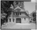 Keasbey and Mattison Company, Executive's House, Carriage House, 8 Lindenwold Avenue, Ambler, Montgomery County, PA HABS PA,46-AMB,10M-2.tif