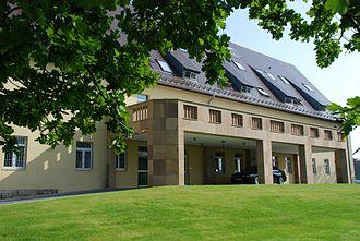 Kelley Barracks - U.S. Africa Command HQ.