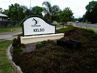 Kelso, Queensland Suburb of Townsville, Queensland, Australia