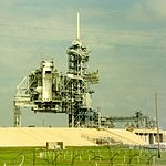 Kennedy Space Center - Pad 39A awaiting Shuttle - panoramio.jpg