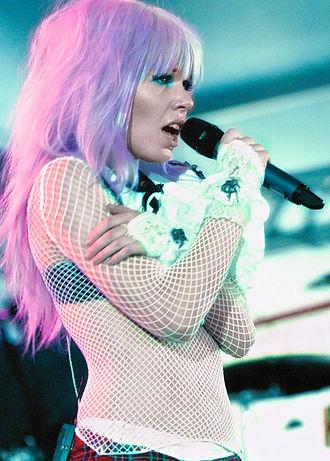 Kerli - Kerli performing in 2011