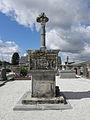 Kernascléden (56) Croix de cimetière 03.JPG