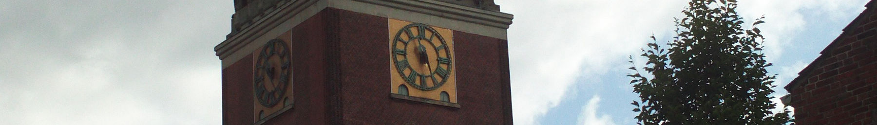 Kiel banner Clock tower.jpg