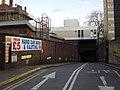Kilburn Square Car Park entrance - geograph.org.uk - 745207.jpg