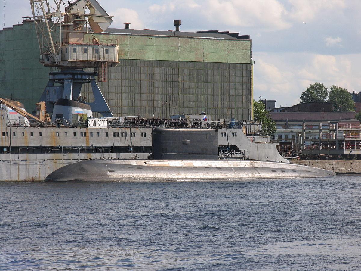 Kawasaki Submarine Launch