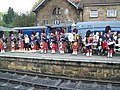 Kilts at Grosmont Station - geograph.org.uk - 600401.jpg