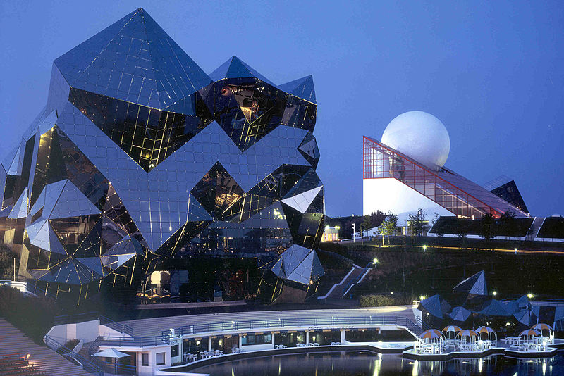 Futuroscope. From Love Theme Parks? Unusual 1 day excursions from Paris