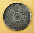 Kinesisk bronsspegel - Hallwylska museet - 98743.tif