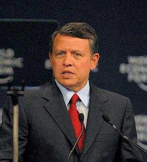 Abdullah II of Jordan - Abdullah in 2008
