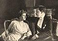 King Manuel II and Queen Augusta Victoria.jpg