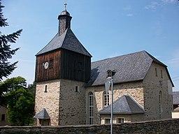 Kirche Arnoldsgrün (2)
