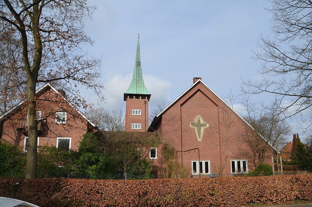 Kirche Marmstorf