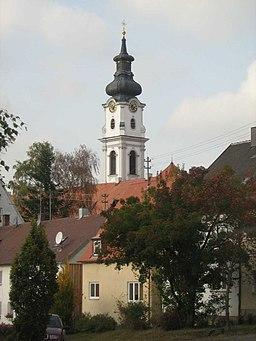 Kirchturm Altomünster 1