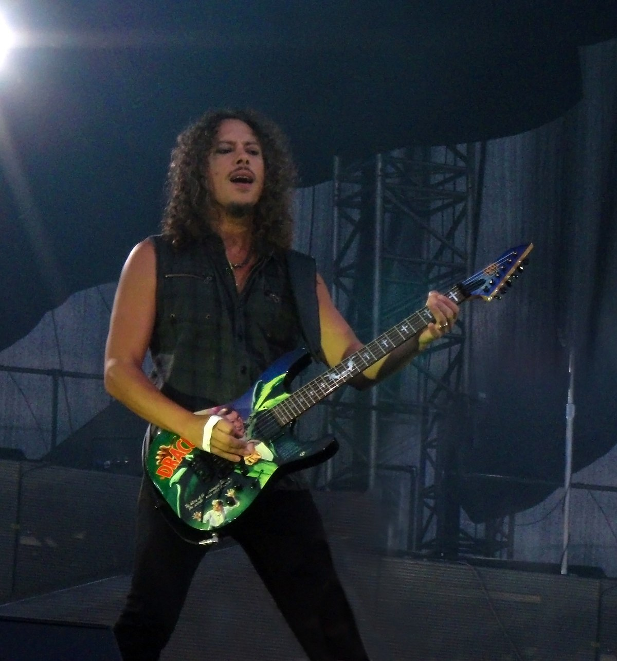Kirk Hammett — Wikipédia