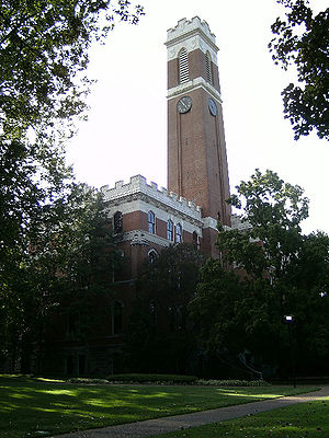 Recent Kirkland Hall photograph.