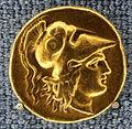 Kition (cipro), statere di alessandro magno, 325-320 ac ca.JPG