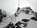 Klein Matterhorn - Zermatt - Switzerland - 2005 - 02.JPG