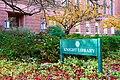 Knight Library Sign (38555609072).jpg