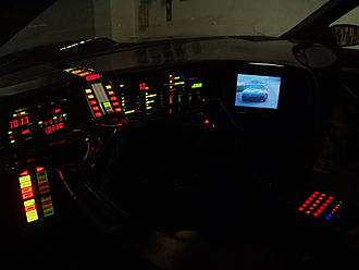 KITT - KITT instrumentation (3rd/4th seasons)