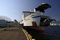 Kobe Rokko Island Ferry Terminal10s3872.jpg