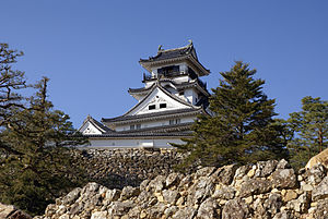 Important Cultural Property (Japan) - Image: Kochi Castle 04s 3872