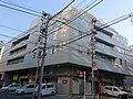 Kokkan Building, at Shinkawa, Chuo, Tokyo (2019-01-02) 02.jpg