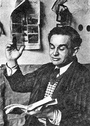 Konstanty Ildefons Gałczyński - Konstanty Ildefons Gałczyński in 1947