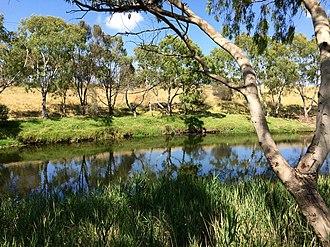 Kororoit Creek - Image: Kororoit Creek, Albion