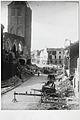 Korschenbroich Hochstraße nach Bombenangriff 1943.JPG