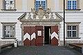 Kremsmünster Stift Prälatenhof Museumseingang 04 2015.jpg