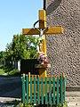 Krzyż przy ul. Kś.J.Popiełuszki - panoramio.jpg