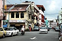 Hình nền trời của Huyện Kuala Pilah