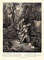 L'Oeuvre D'Antoine Watteau Pientre du Roy en son Academie Roïale de Peinture et Sculpture Gravé d'après ses Tableaux & Desseins originaux...par les Soins de M. de Jullienne MET FRONTIS01 47J.jpg