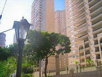 Mooca (district of São Paulo) - Residential area, Mooca