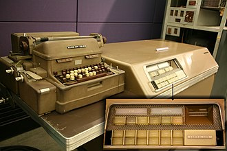Royal McBee - An LGP-30 computer by Royal McBee