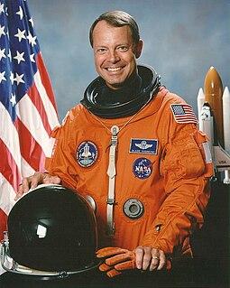 L. Blaine Hammond American astronaut