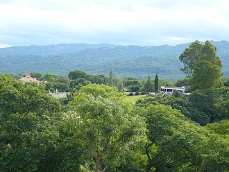 Salta Province - La Caldera Valley, Salta.