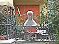 La Castellina-01,02,2012-Caminetto sotto la neve.jpg