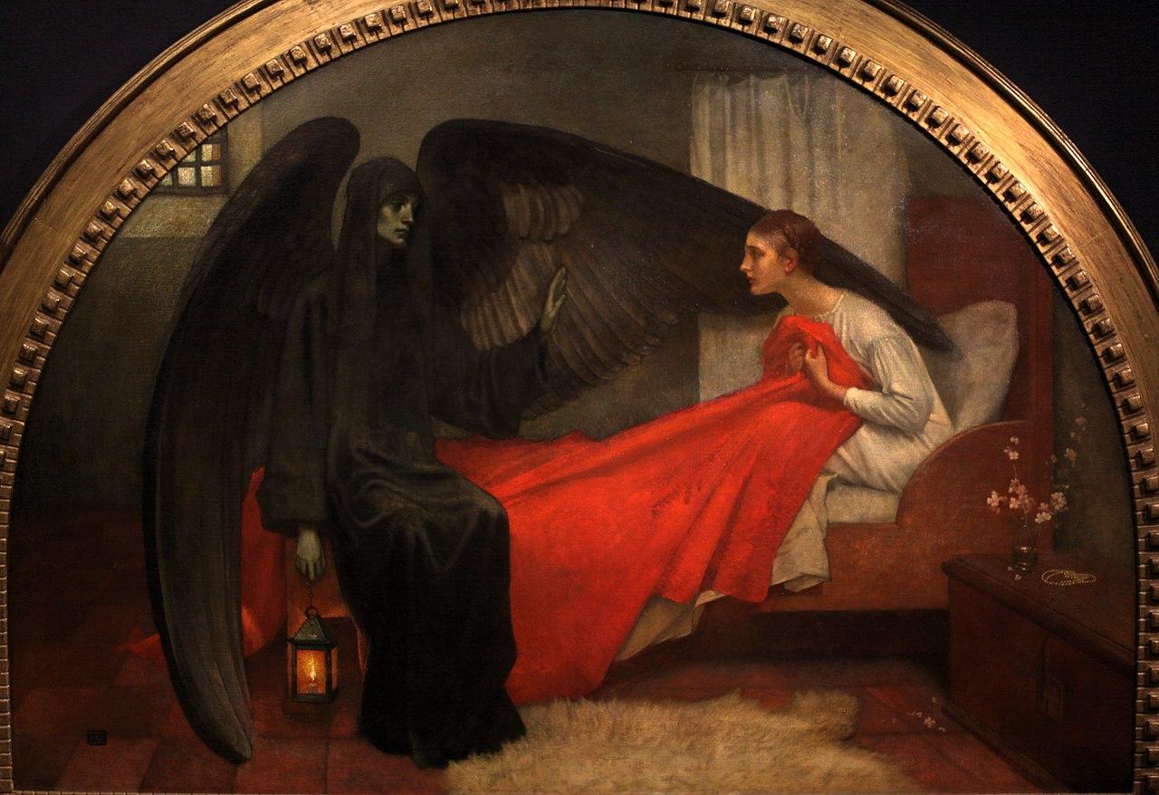 Госпожа Смерть или господин Смерть?