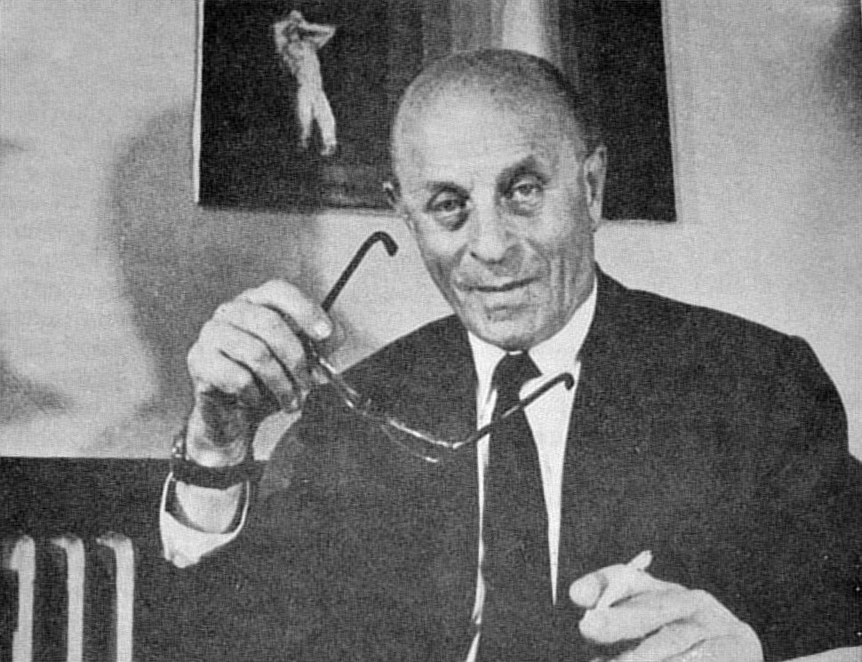 Ladislao Biro Argentina Circa 1978