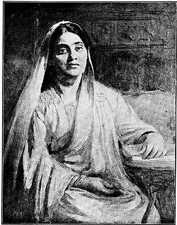 Abala Bose Indian educationalist