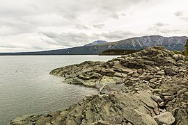 Lago Kluane, Destruction Bay, Yukón, Canadá, 2017-08-25, DD 66.jpg