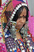 Lambani Women closeup