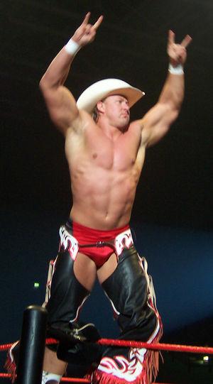 Lance Cade - Cade in April 2007 at Backlash (2007)
