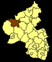 Вульканайфель на карте