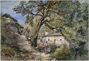 Landour - Landour. 1869