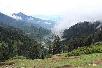 Upper Dir District - Image: Landscapes of Northern Pakistan