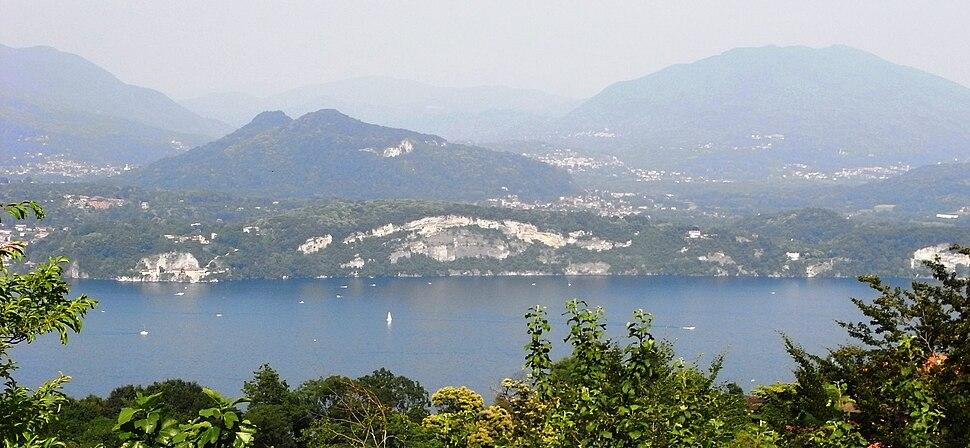 Landslide Lago-Maggiore